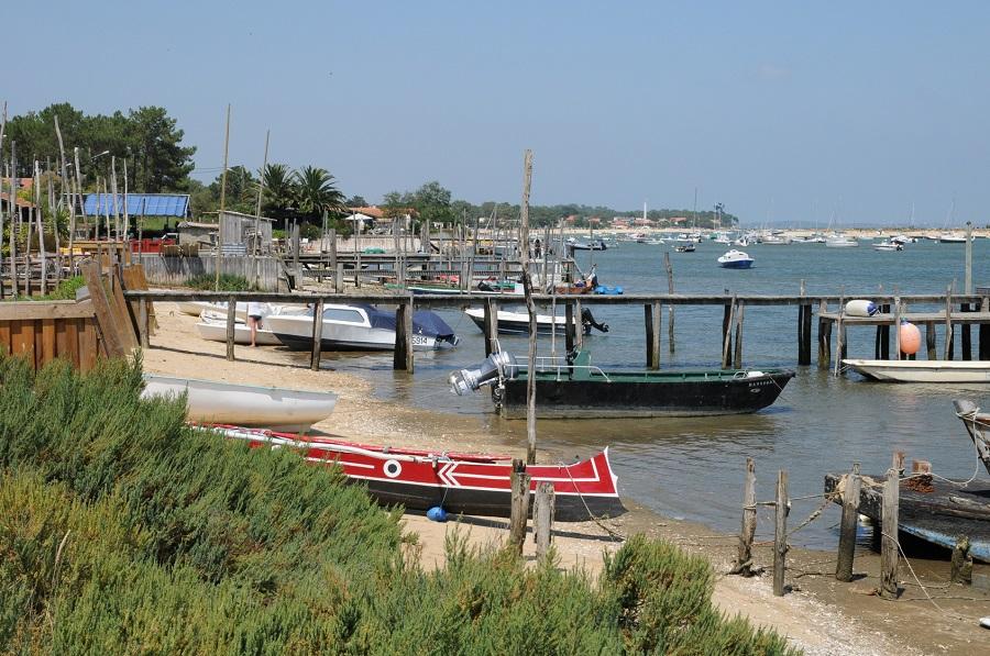 Port ostréicole Cap-Ferret