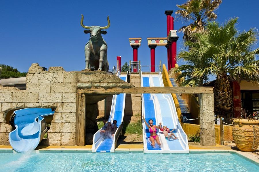 Parc aquatique du Yelloh! Village Mer et Soleil du Cap d'Agde