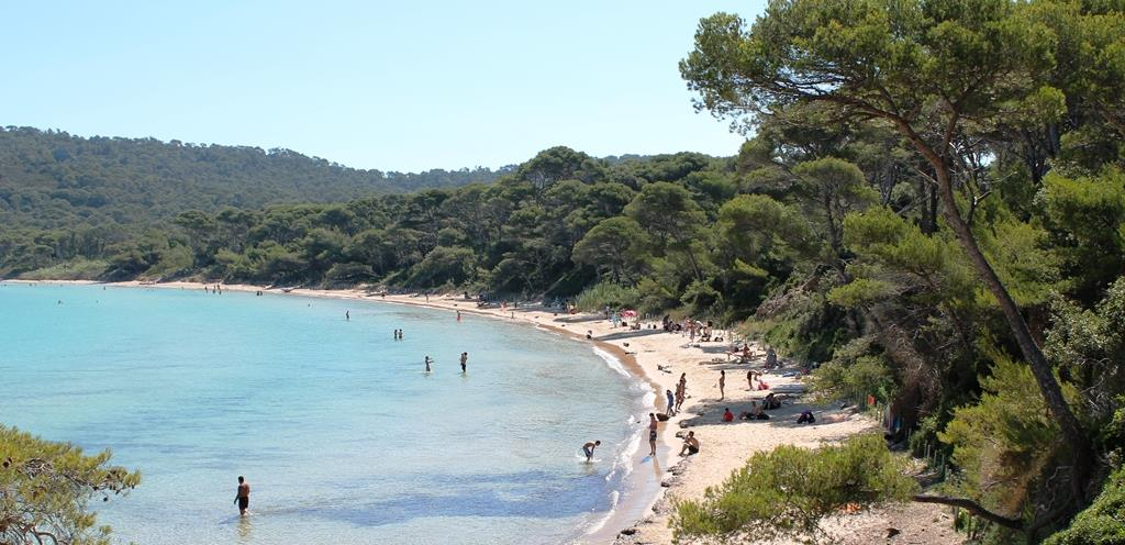 Camping In Hyères And On The Islands