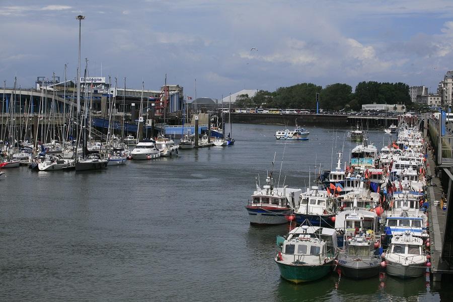 Port de pêche de Boulogne-sur-Mer