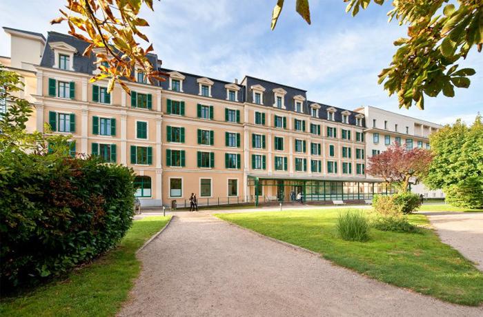 Centre thermal de Bains-les-Bains