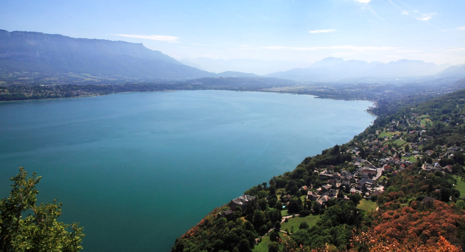 Camping In Chambéry Und Am Lac Du Bourget