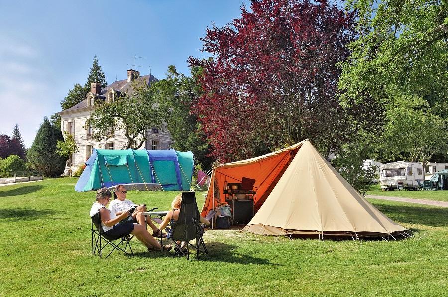 Camping de charme en Normandie