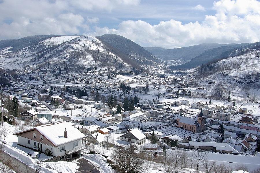 La Bresse Hohneck dans les Vosges