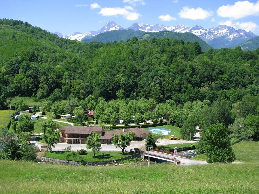 Camping Les 4 Saisons en Ariège