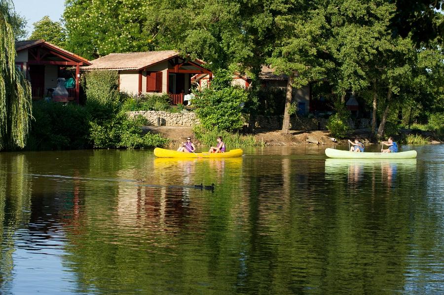 Camping Les Lacs de Courtès