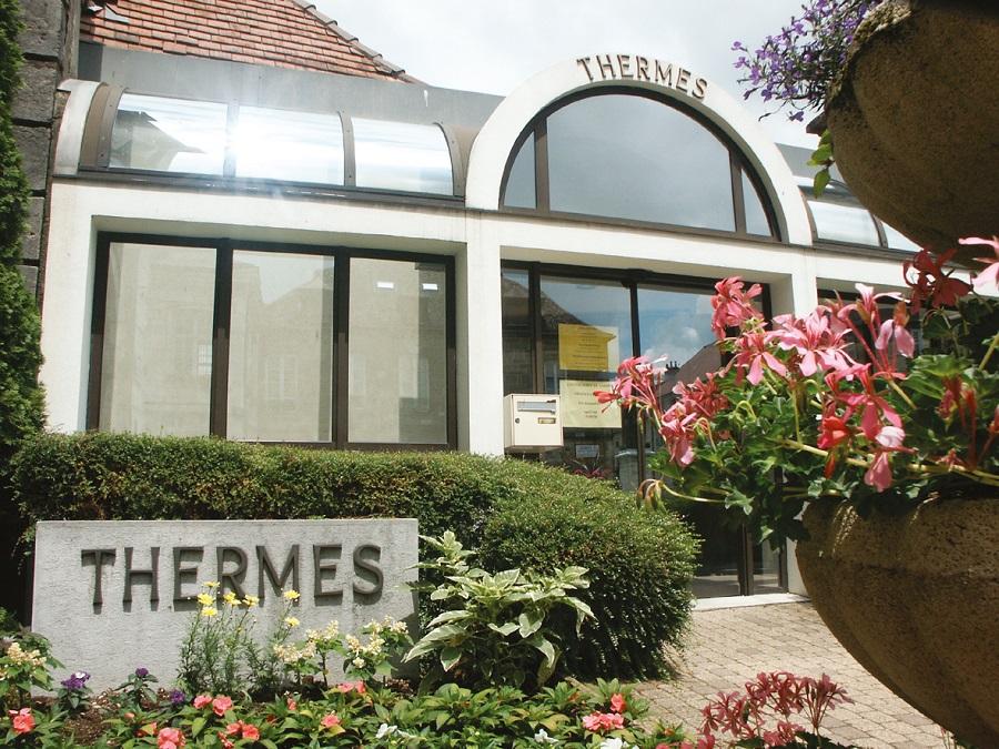 Centre Thermal de Salins-les-Bains