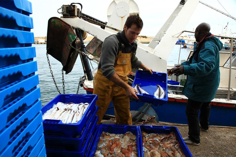 Retour des pêcheurs à L'Ametlla de Mar