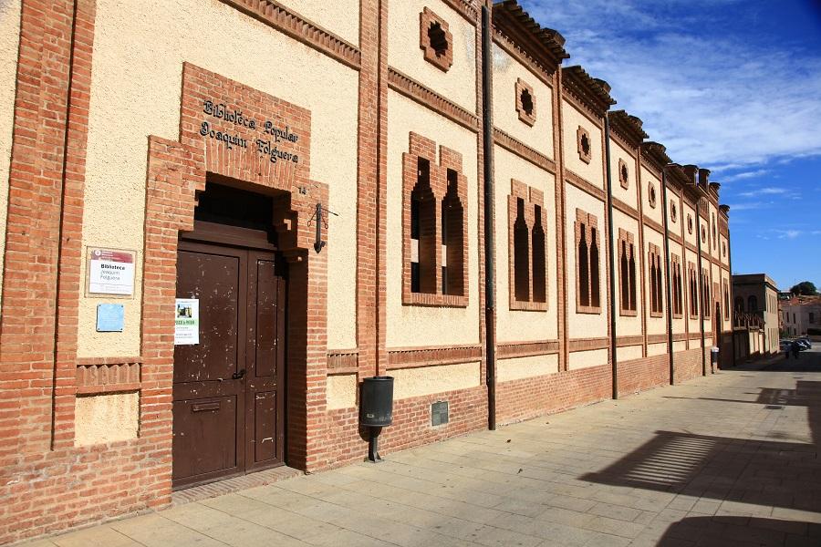 Le centre culturel Sant Lluís de la Colonia Güell
