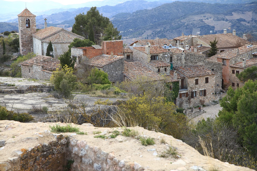 Cité médiévale de Siurana