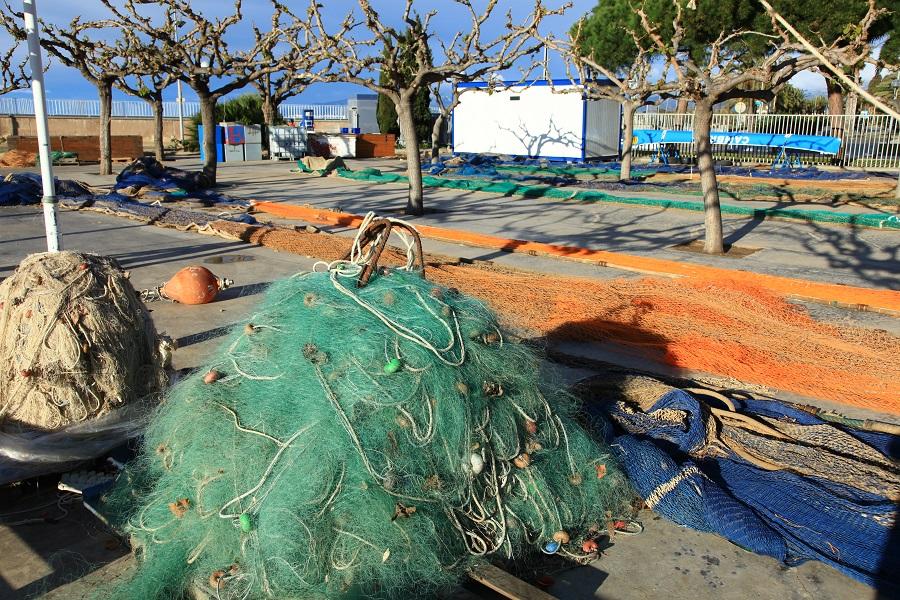 Cambrils ville de pêcheurs