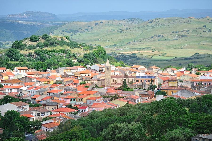 Village en Sardaigne