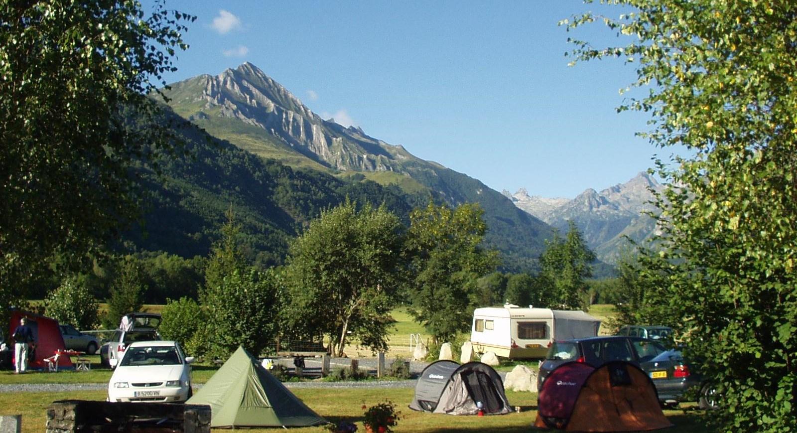 camping en los pirineos franceses - camping direct
