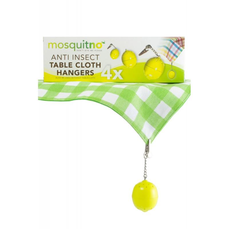 Accroches de table anti-moustiques Mosquitno