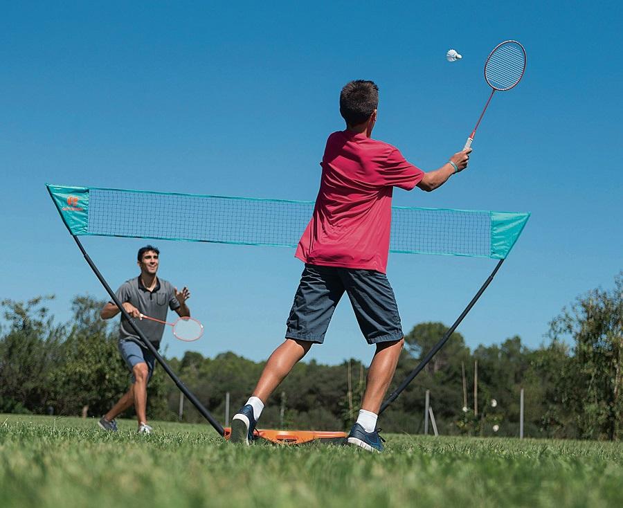 L'Artengo Easy Set pour jouer au badminton partout