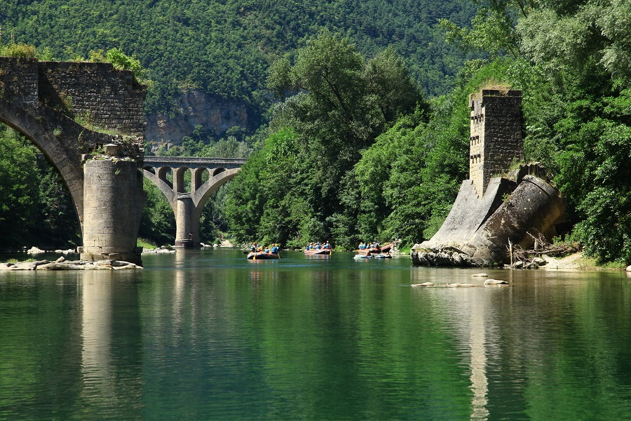 Gorges du Tarn au Rozier