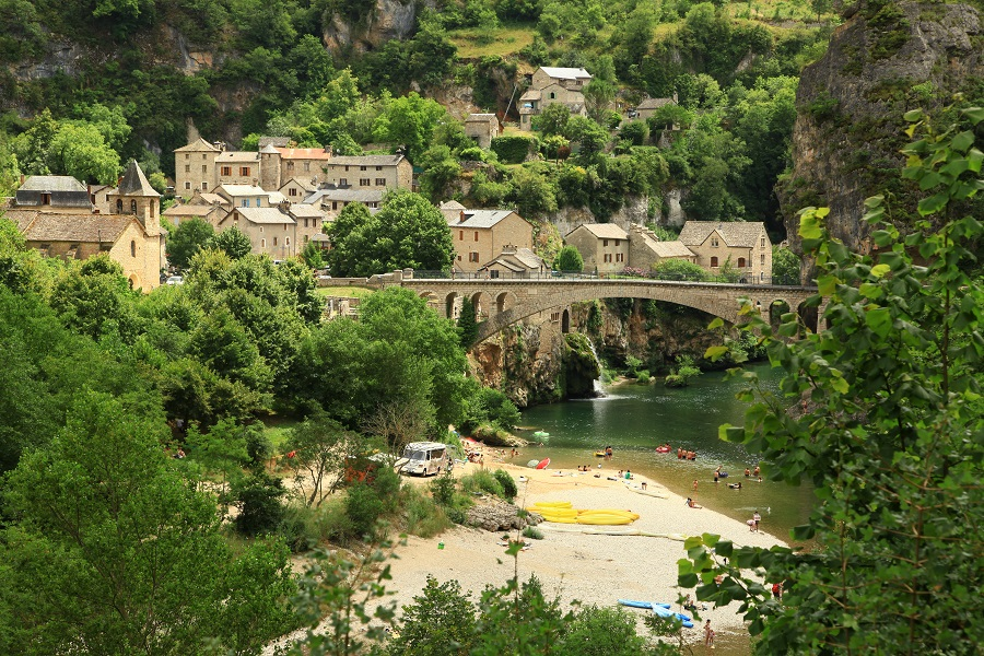 Village de Saint-Chely