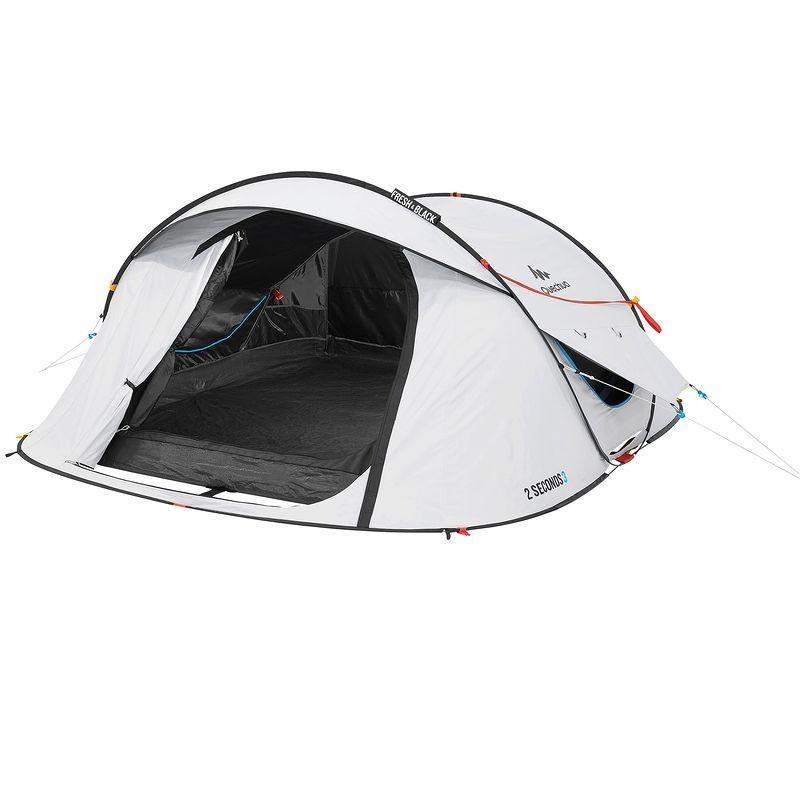 La nouvelle tente Quechua Fresh & Black