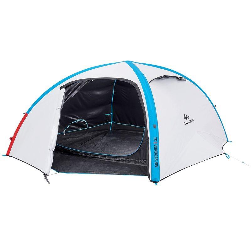 accessoires de camping tente quechua fresh black. Black Bedroom Furniture Sets. Home Design Ideas