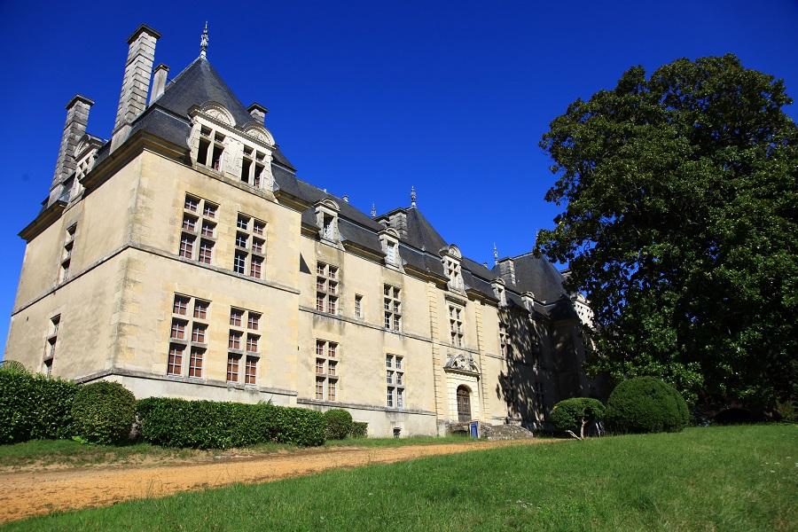 Château Ravignan à Perquie