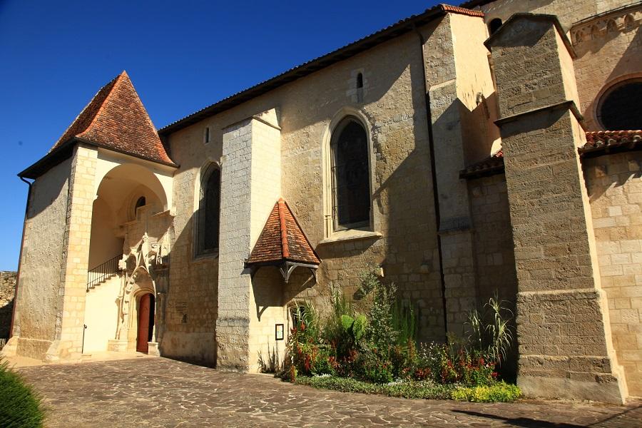 L'église de Roquefort