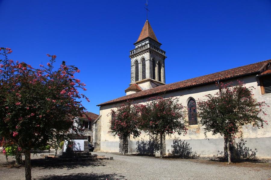 L'église de Saint-Justin