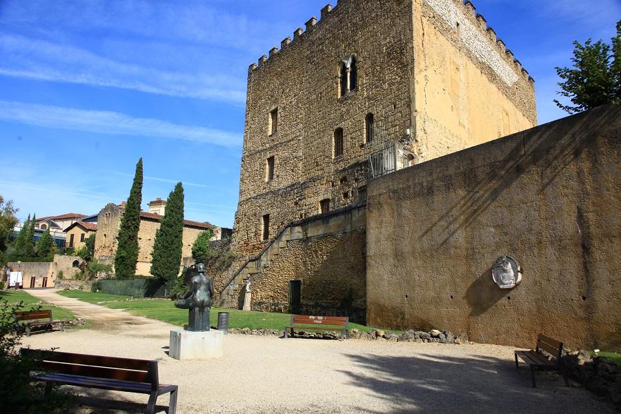 Donjon Lacataye à Mont-de-Marsan