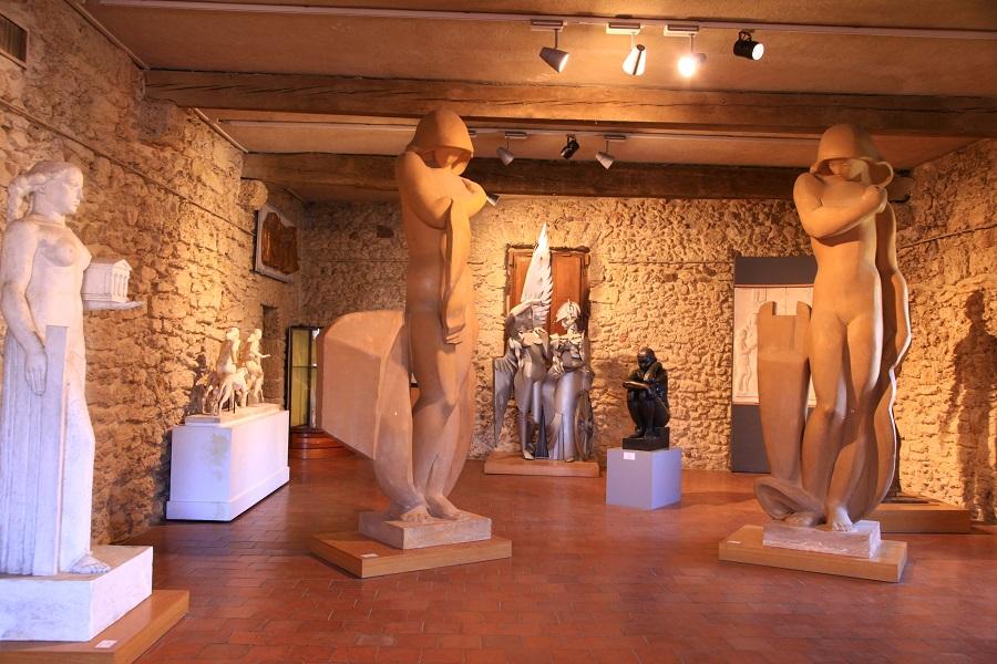 Musée Despiau-Wlérick à Mont-de-Marsan