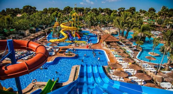 Camping Parc Aquatique Espagne  Vos Vacances En Espagne