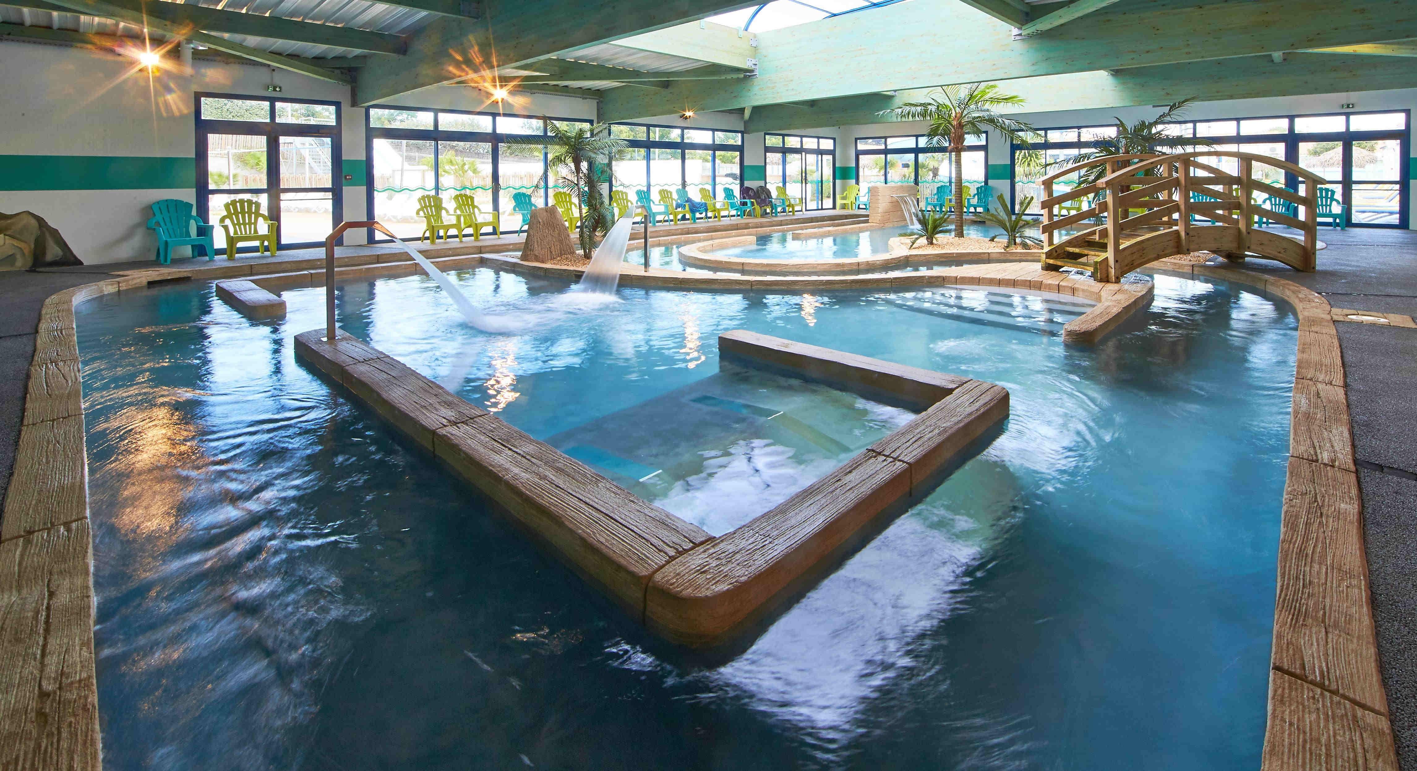 Camping vend e avec piscine votre camping en vend e 85 - Camping alsace avec piscine couverte ...