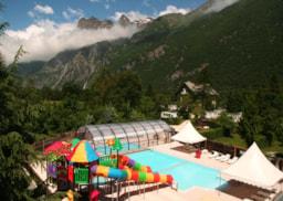 Campings is re avec piscine et parc aquatique nos bons plans - Camping dans le vercors avec piscine ...