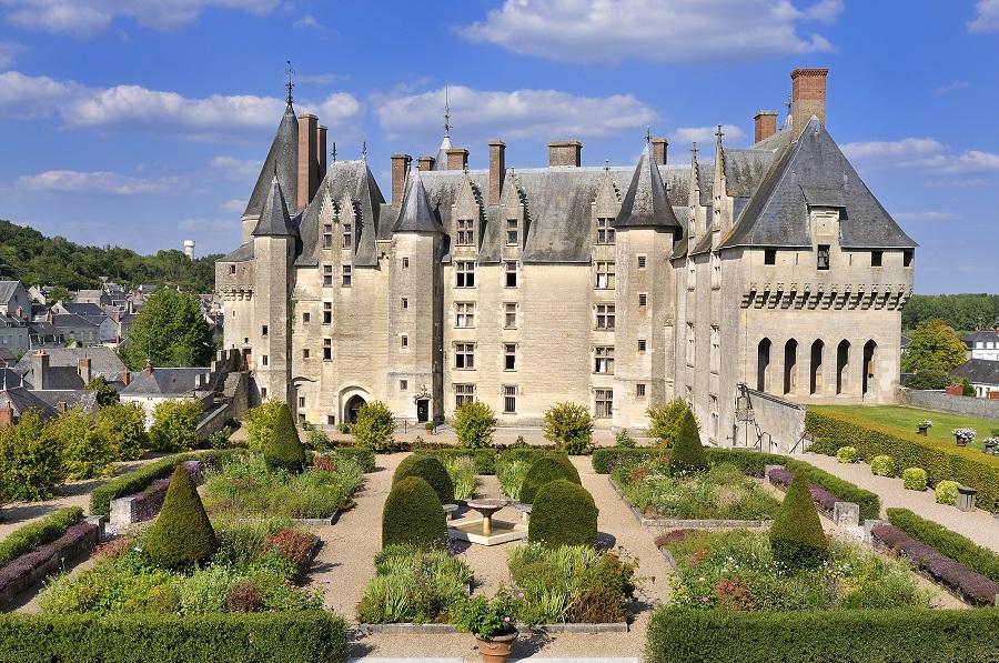 Jardins du Château de Langeais