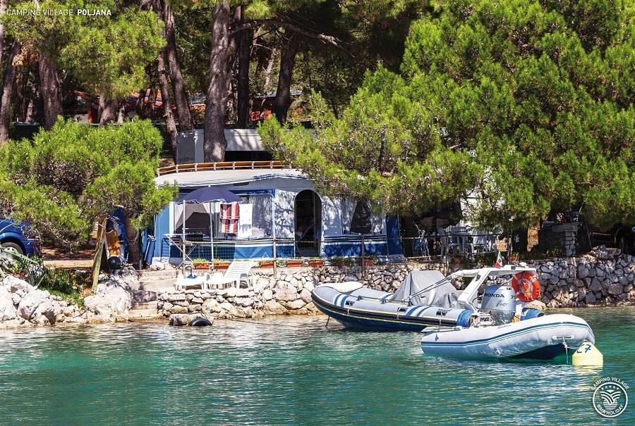 Camping Poljana en Croatie