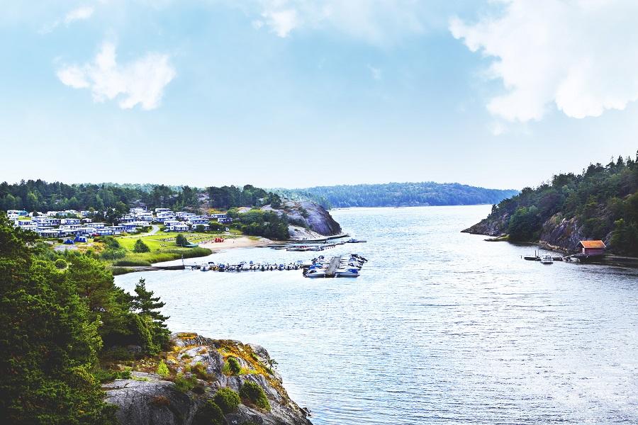Daftö Resort en Suède