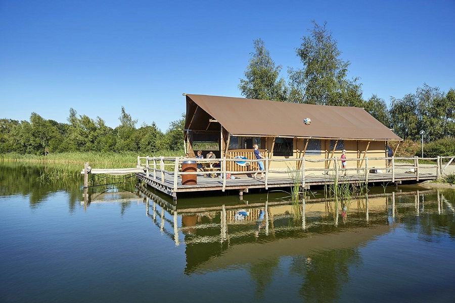 Camping TerSpegelt aux Pays-Bas