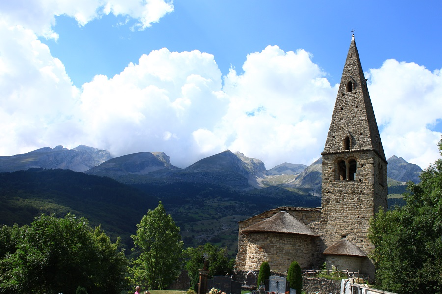 La Mère-Église à Saint-Disdier