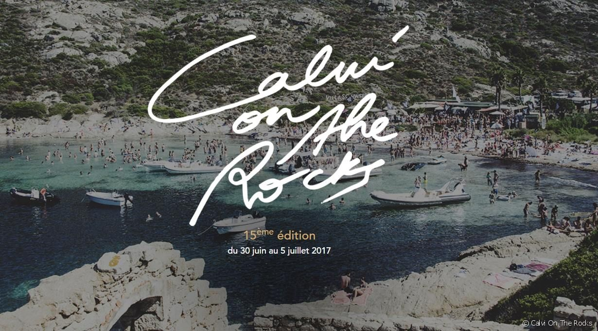 Affiche Calvi on the Rocks