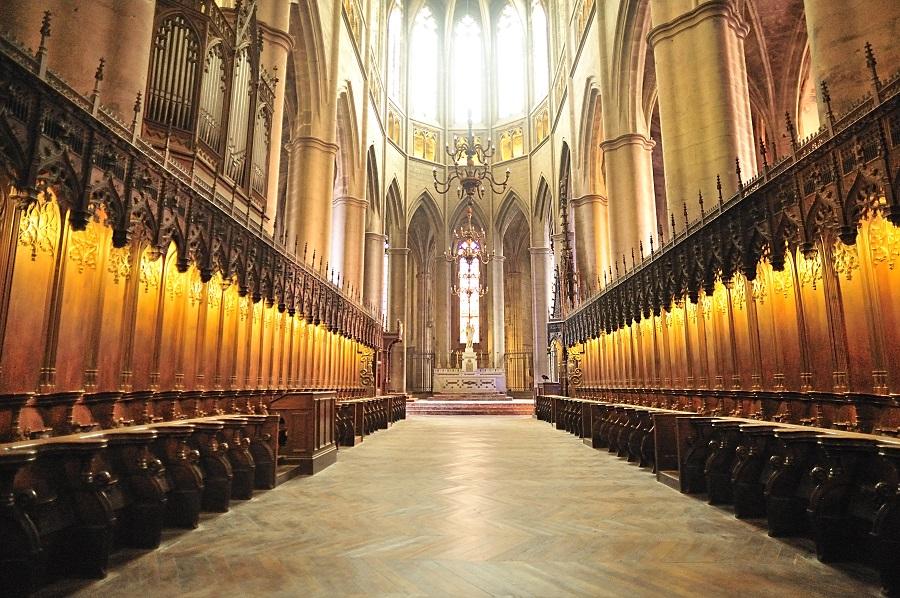 Vitraux de la cathédrale de Rodez