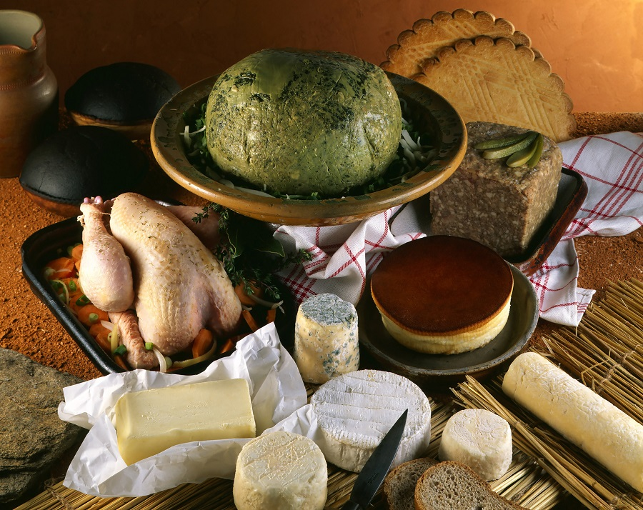 Cuisine au camping : produits du terroir