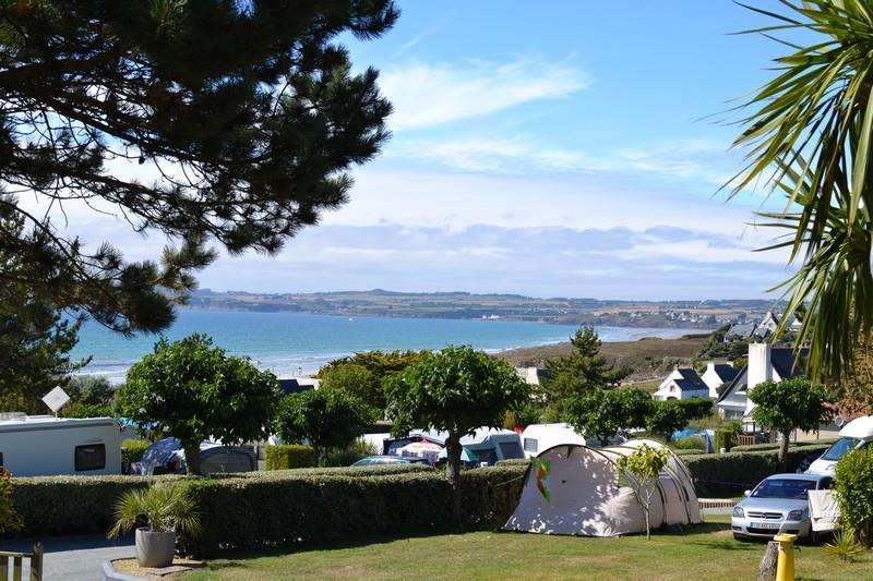 Camping de la Mer d'Iroise dans le Finistère