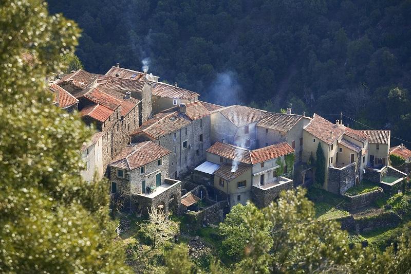 Village de Saint-Martial