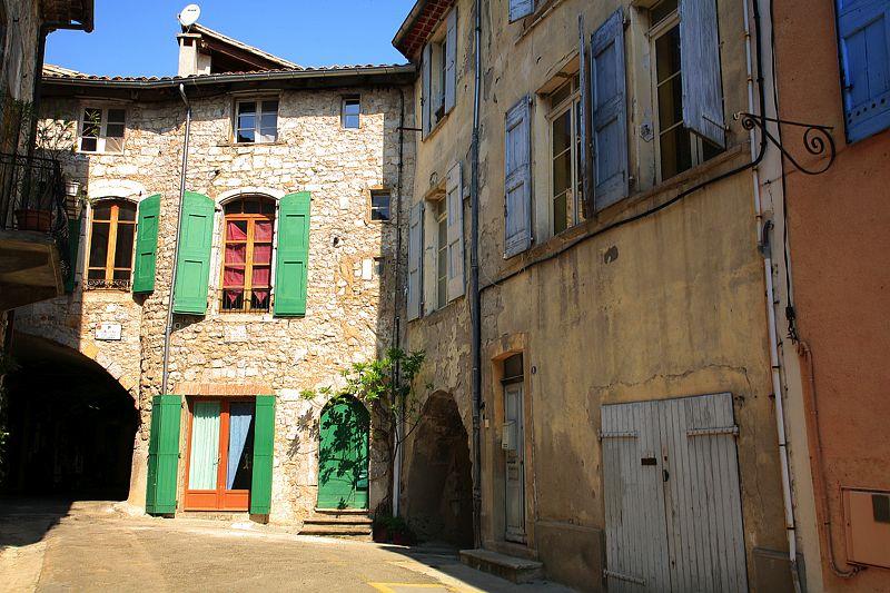 Village de Sauve