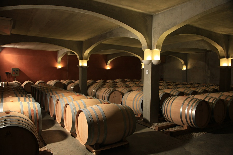 Domaine viticole à Cascatel