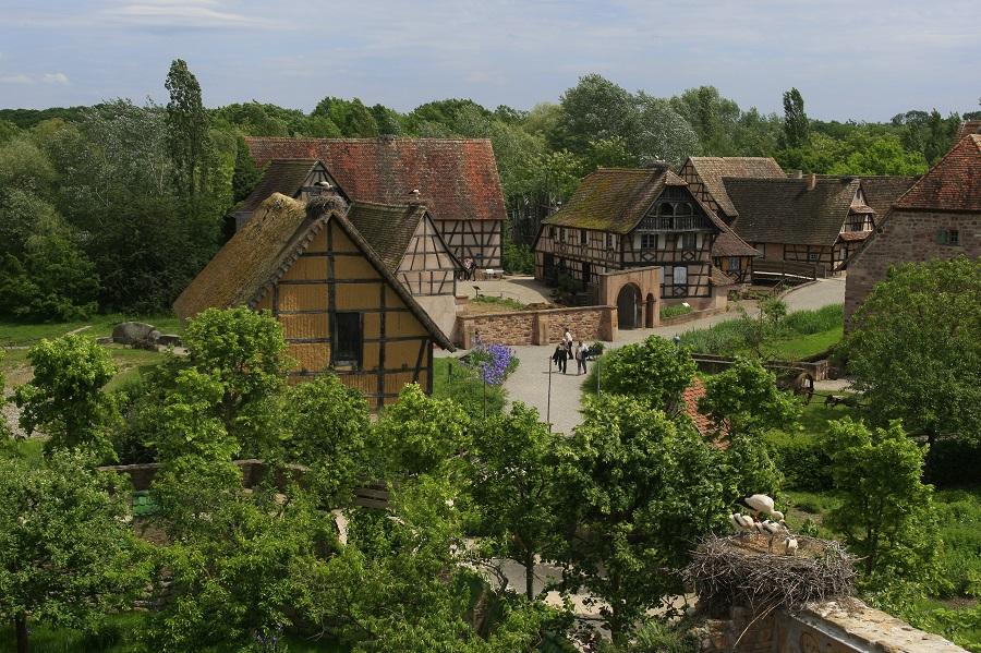 Écomusée d'Alsace à Ungersheim