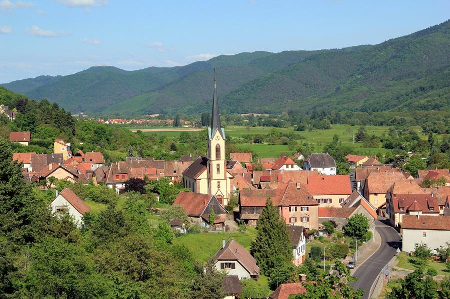 Village de Gunsbach