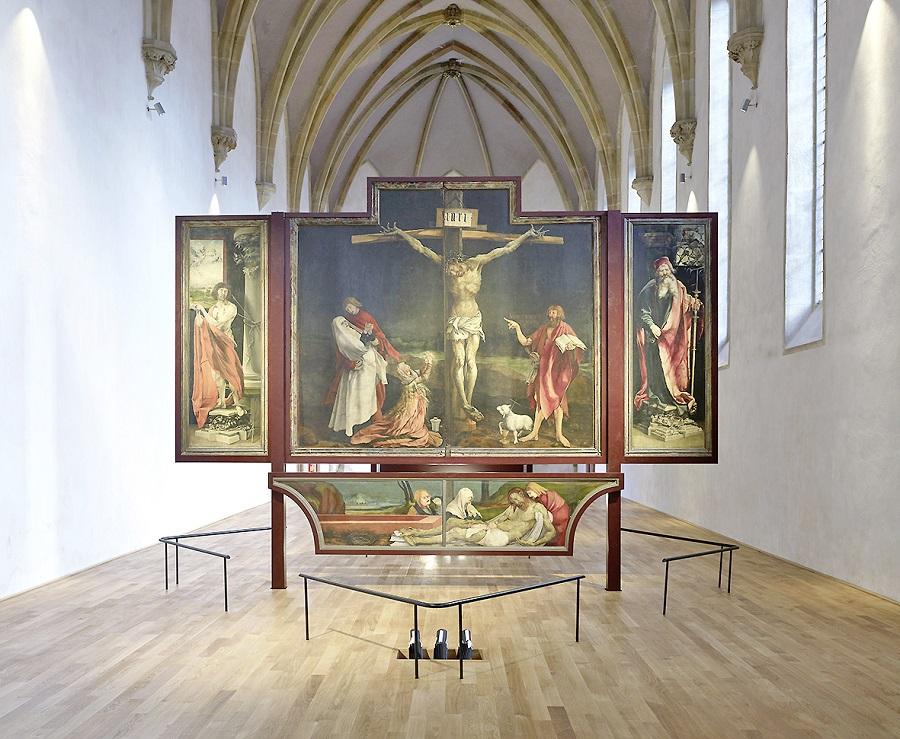 Musée Unterlinden à Colmar