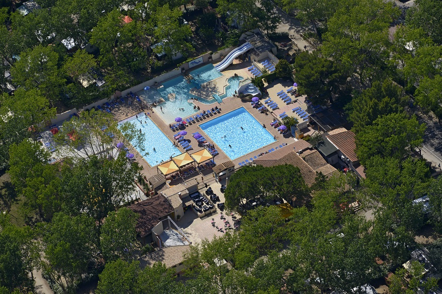 Camping Les Jardins de Tivoli au Grau-du-Roi