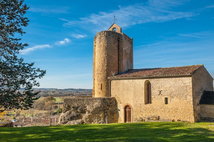 Église de Vals  en Ariège