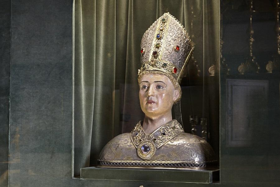 Buste de Saint Lizier