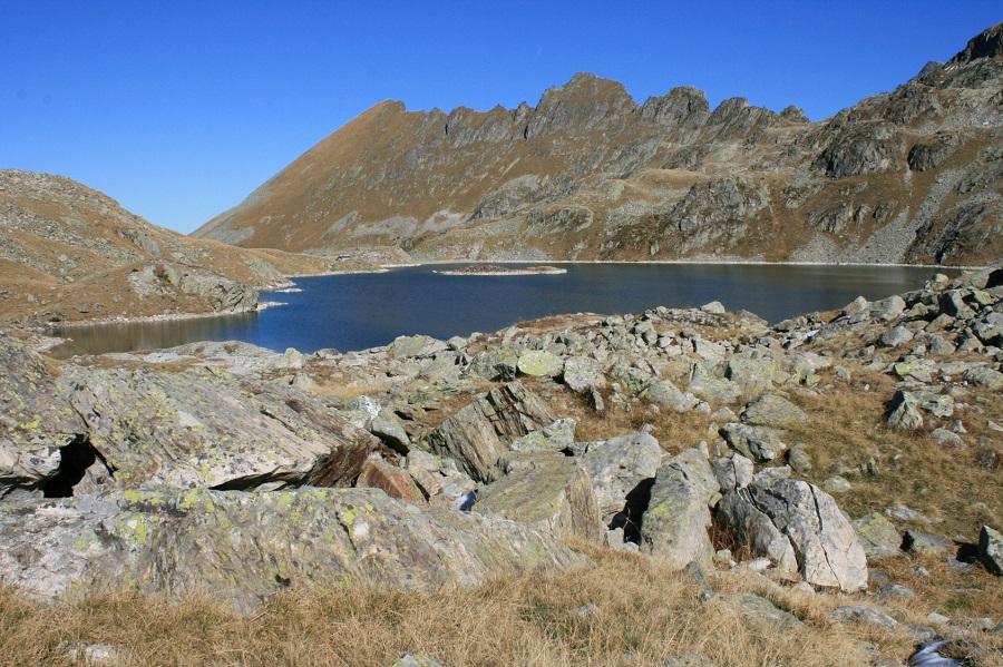 Lac de la Motte (Sept Laux)
